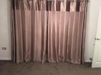 ***FOUR DIFFERENT PAIRS OF NEXT CURTAINS LIKE NEW**