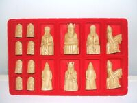 Mint Condition Isle of Lewis Chessmen Pieces only.