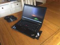 """Lenovo Laptop - thinkpad T430 - 14"""", Intel i5 (2.6Ghz), 8GB RAM, 320GB HDD"""