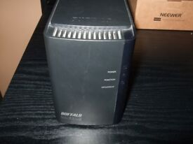 Buffalo NAS Link station 4tb (drives required )