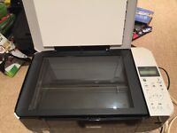 Canon Pixma MP220 Printer, scanner and copier. Full working order.