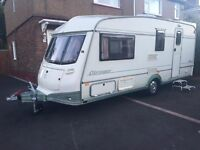Abi Morningstar Award 4 Berth!!! 1997 Year !!! With Motor Mover And Awning