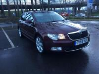 SKODA SUPERB 2.0 TDI CR ELEGANCE 5DR DSG AUTO 170 BHP low mileage and great condition