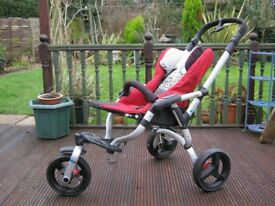 large pushchair by jane..