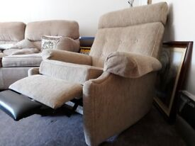 2 parker knoll recliners - repairs needed
