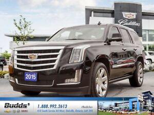 2015 Cadillac Escalade Premium Certified Pre-Owned,PREMIUM CO...