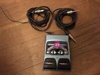 DigiTech BP50 Bass Effects Pedal