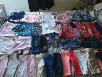 Girls 3-6 month old clothes