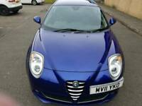 1 owner from new Alfa Romeo mito sprint-1368cc.low tax insurance.