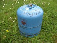 Campingaz 907 Bottle Full Cylinder with Cap 2.75 kg