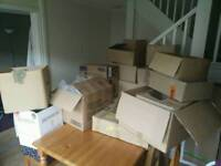 Random Cardboard Boxes Assorted free - Pick what you need