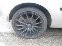 ford fiesta 17 inch alloy wheels