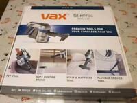VAX slimvac cordless vacuum accessories