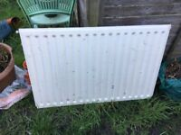 RADIATOR working panel white 940 x 620 mm