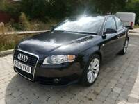 Auto Audi A4 S Line Tdi - Leather Interior - Drives Good - Long Mot - Immaculate Condition