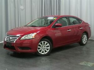 2013 Nissan Sentra S LOCAL TRADE  GREAT CONDITION