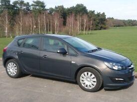 Vauxhall Astra 1.7 CDTi ecoFLEX Exclusiv ** 2013 ** 57050 ** £0 Tax ** MOT Mar'19