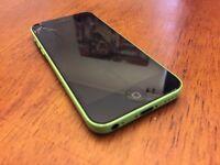 Broken Iphone 5c