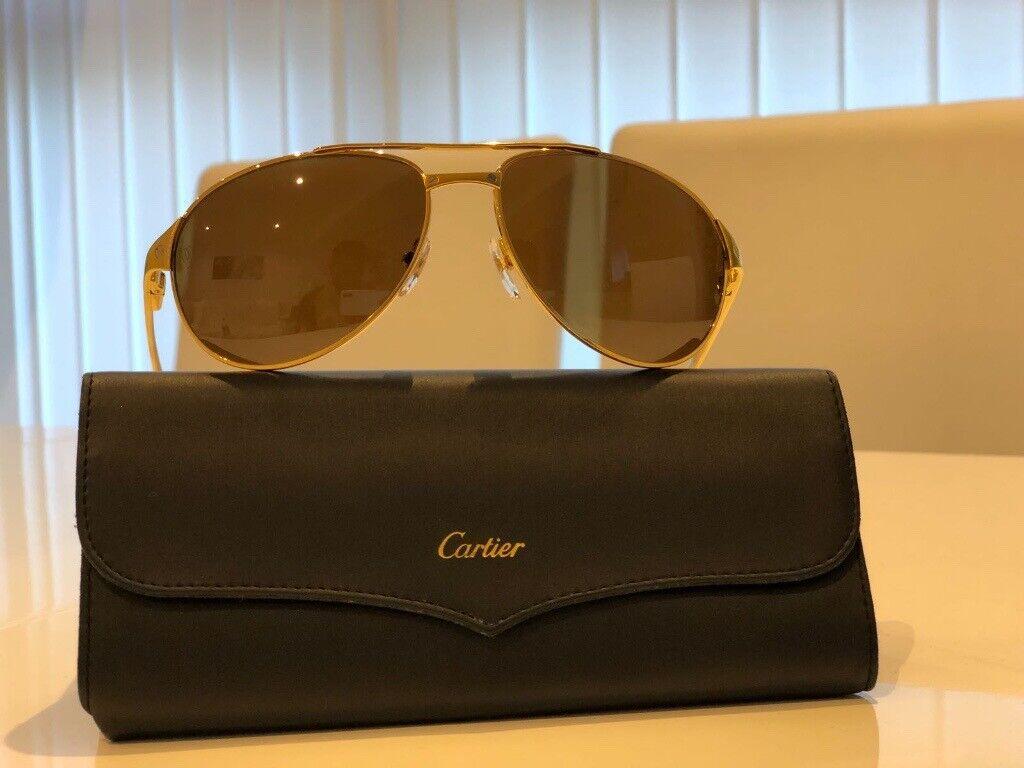 a16d31f8df Cartier (Santos De Cartier) Sunglasses - Top condition- RRP £890 for £350