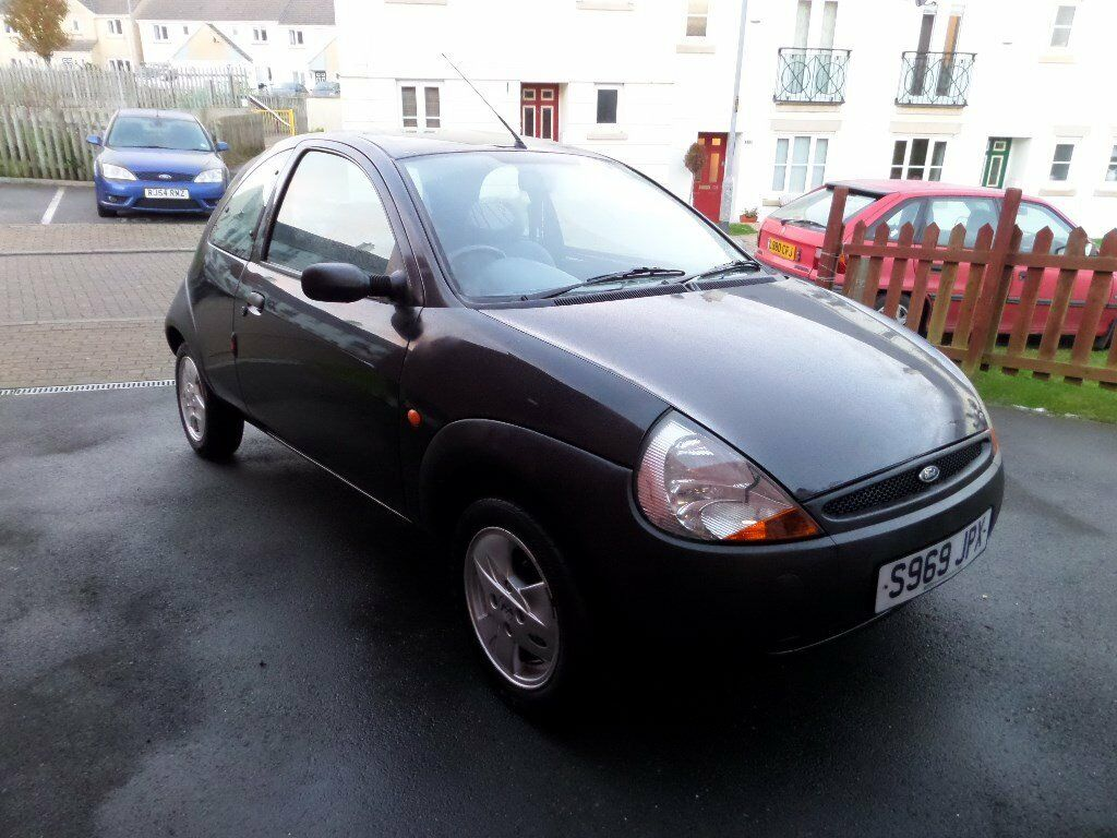 ford ka 3 1998 in helston cornwall gumtree. Black Bedroom Furniture Sets. Home Design Ideas