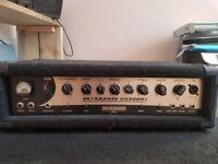 Behringer Ultrabass BX3000T amp