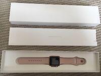 Apple Watch Series 1 38mm Rose Gold