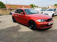 Bmw 118 D sport automatic diesel 10 reg low mileage excellent condition fsh px welcome finance , yes