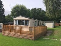Willerby Rio luxury caravan - 2 miles from Conwy town centre.