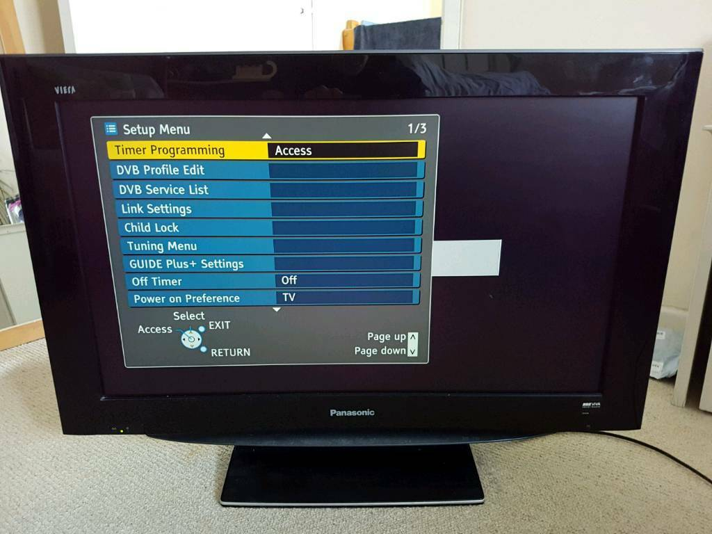 Panasonic TV | in Truro, Cornwall | Gumtree
