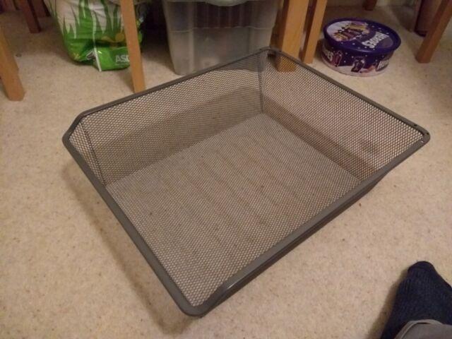 3x Ikea Komplement Mesh Basket (Grey) | in Coventry, West Midlands | Gumtree