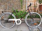 Vintage metropolitan 3 speed bike for spares or repair