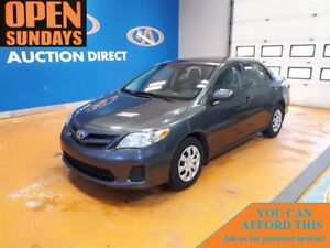 2013 Toyota Corolla CE AC! NEW TIRES! FINANCE NOW!