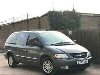 Chrysler Grand Voyager 3.3 Limited XS 5dr FULL SERVICE HISTORY+7 SEATER!