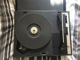 Fidelity HF-42 Portable Record Player