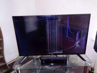 32 inch plasma (broken screen)