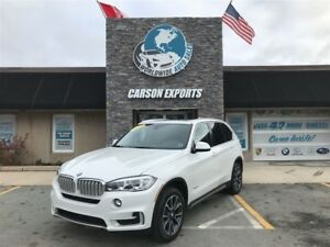 2017 BMW X5 LOOK XDRIVE W/PANO ROOF! FINANCING AVAILABLE!