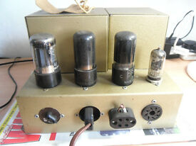 RARE.. RARE... Vintage Hifi ... Goodsell... Ortofon ... Wharfedale ... Garrard 301 ...