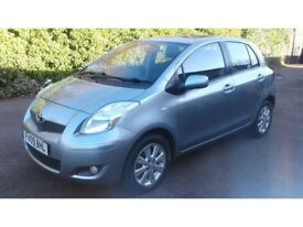 TOYOTA YARIS 1.33 VVT-I T-SPRIRT 5DR SPECIAL LIMITED EDITION