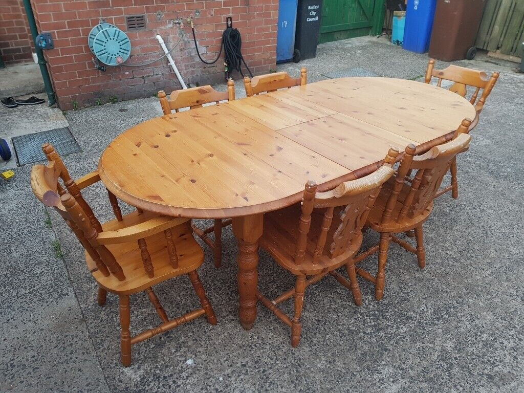 Table and chairs | in Dunmurry, Belfast | Gumtree