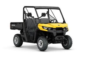 2016 can-am Defender DPS HD10 -