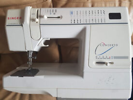 SINGER Concerto 3 Sewing Machine