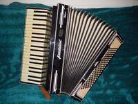Frontalini Odeon piano accordion 120bass