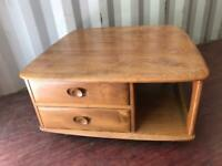 Ercol Pandora coffee table possible delivery