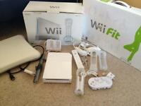 Nintendo Wii plus accessories boxed and as new