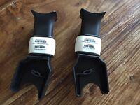 Maxi Cosi car seat adapters (Pebble to Bugaboo Cameleon)