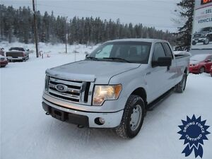 2010 Ford F-150 XLT 4x4 SuperCab, 5.4L V8 Gas, 129,454 KMs