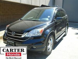 2011 Honda CR-V EX-L AWD + LEATHER + MUST GO!!