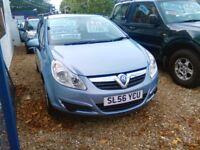 2006 Vauxhall corsa 1.3 diesel 82.000 miles 5 door hatch ideal first car full MOT full history