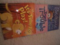 Three Children's books for younger children Brand New