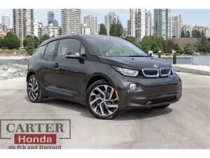 2015 BMW i3 Tera + LEATHER + NAVIGATION + QUICK CHARGE!